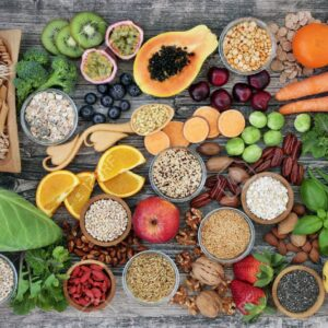 21 perfekte Lebensmittel