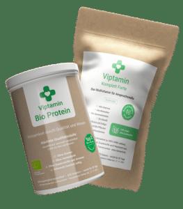Spar-Bundle Forte und Bio Protein