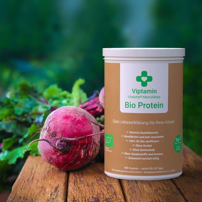 Viptamin Bioprotein Produktbild