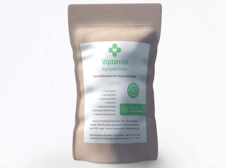 Viptamin Komplett Forte