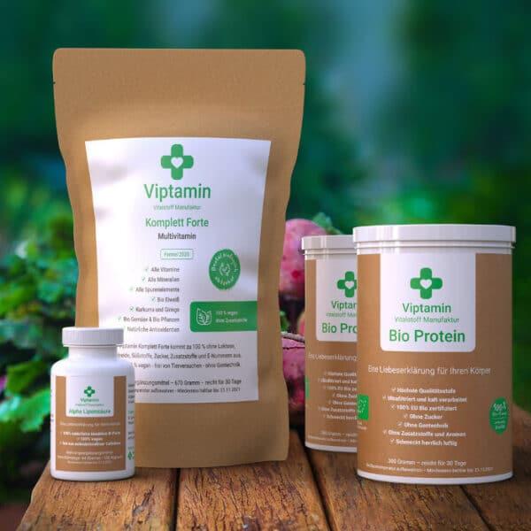 Viptamin Gesund abnehmen Produktbild