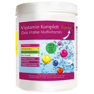 Viptamin Komplett Forte das starke Multivitamin