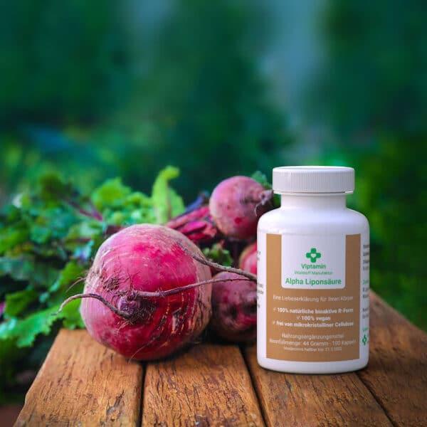Viptamin Liponsäure Produktbild