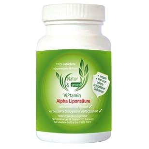 Alpha - Liponsäure Zu 100% in der natürlichen R-Form