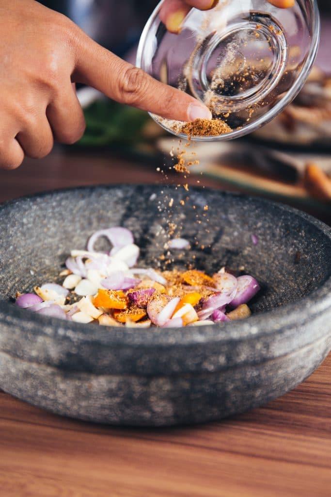 Genuss und Vielfalt in der Ernährung