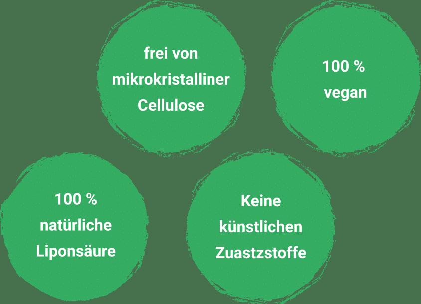 Vorteile von Liponsäure
